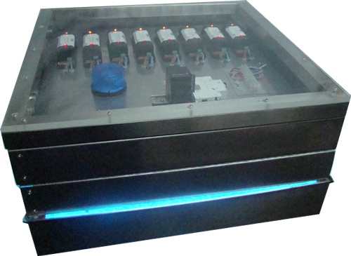 Radiación UV en Film de Envase