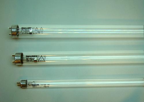 Tubos Ultravioleta UV-C