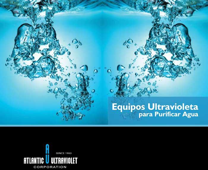 Equipos Ultravioleta para Agua
